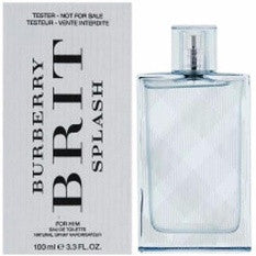 Special Offer-Burberry Brit Splash for Men EDT/Tester