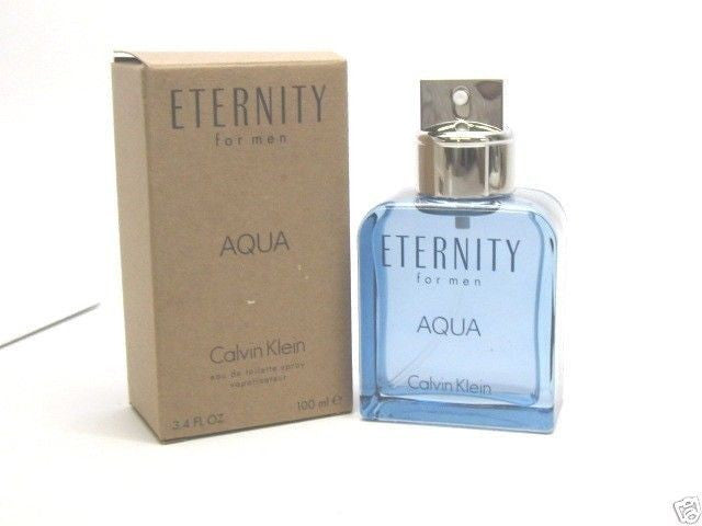 Tester - Eternity Aqua EDT For Men - BonjourCosmetics.net