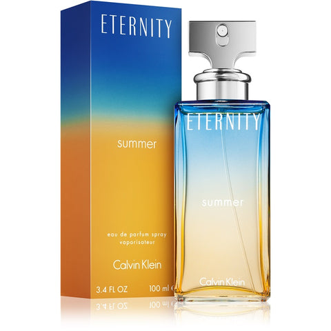 CALVIN KLEIN Eternity Summer EDP 100ml 2017 perfume for women