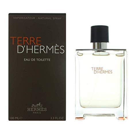 TERRE D'Hermes eau de Toilette 100ml  for MEN