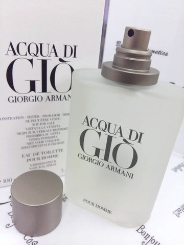 ACQUA DI GIO Giorgio Armani EDT pour homme 100ml (TESTER Packaging)