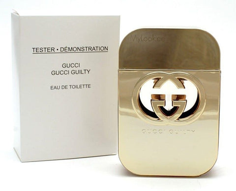 Tester - Gucci Guilty EDT - BonjourCosmetics.net
