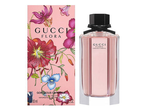 GUCCI FLORA Gorgeous Gardenia EDT 30ml/50ml/100ml for HER