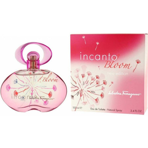 Salvatore Ferragamo Incanto Bloom new edition for women EDT - BonjourCosmetics.net