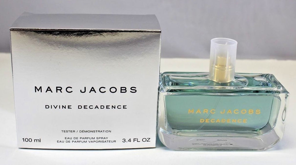 bc2ae9623 Tester Marc Jacobs Divine Decadence for women 100ml – BonjourCosmetics