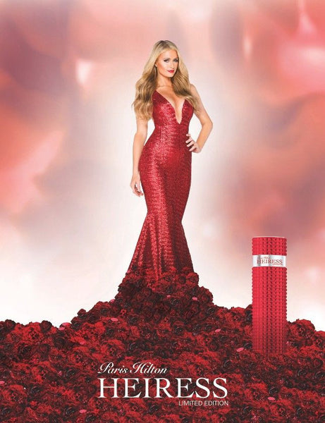 Heiress Limited Edition Paris Hilton for women EDP - BonjourCosmetics.net
