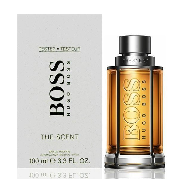 Hugo Boss The Scent (EDT/MEN/TESTER) - BonjourCosmetics.net