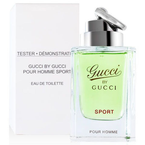 TESTER-Gucci by Gucci Sport Gucci for men - BonjourCosmetics.net