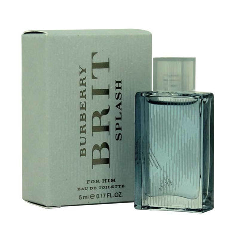Burberry Brit Splash for Men EDT/5ml - BonjourCosmetics.net