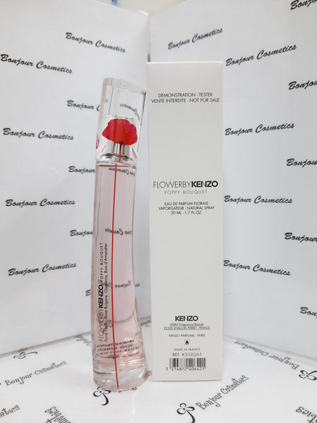 FLOWERbyKENZO Poppy Bouquet EDP FLORALE 50ml (TESTER Packaging)