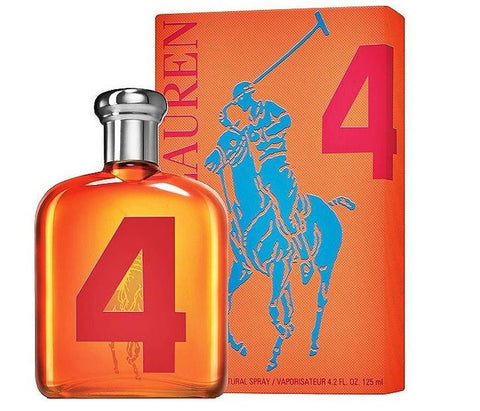 Ralph Lauren Polo No.4 FOR MEN EDT - BonjourCosmetics.net