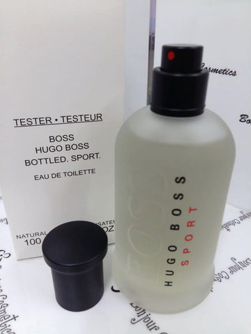 BOSS hugo boss BOTTLED Sport eau de TOILETTE 100ml (TESTER Packaging)