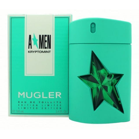 A*Men Kryptomint Mugler for men EDT 100ml