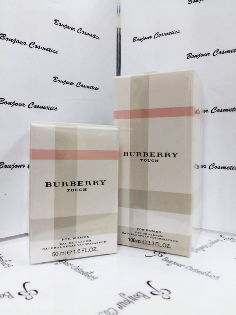 BURBERRY Touch for WOMEN eau de PARFUM (NEW ORIGINAL Packaging)