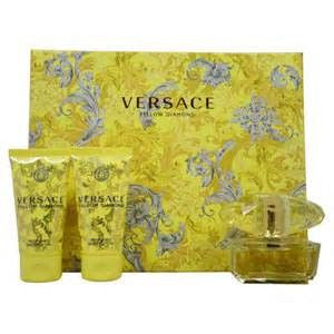 Versace Yellow Diamond Mini Sets - BonjourCosmetics.net
