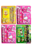 Toyshine Birthday Party Return Gifts Pack of 24 Mix Stationery Kit (Assorted)