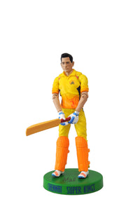 Chennai Super Kings Action Figures - (Dhoni Action Figure)