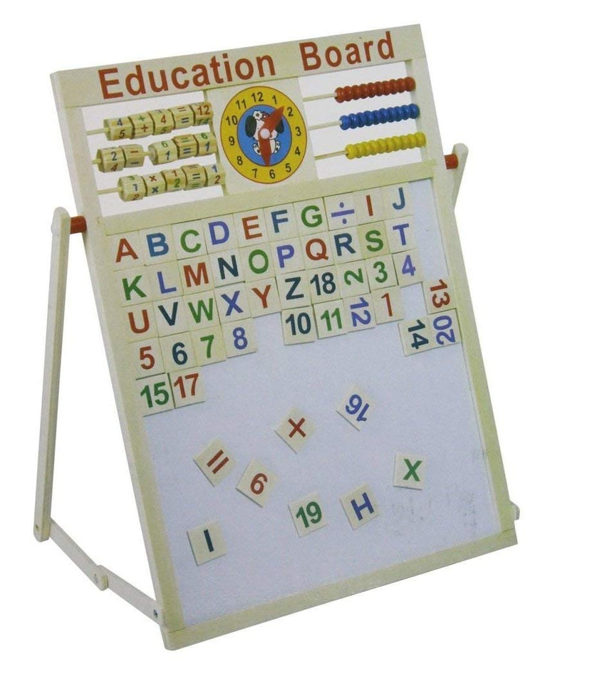 Toyshine Magnetic Board and Drawing Board, Multi-Functional Educational Toy