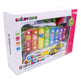 Toyshine Rainbow Garden Xylophone for Babies Preschool Kids