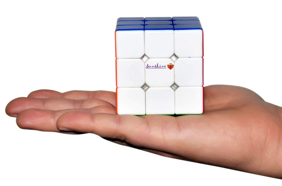 Toyshine High Stability Stickerless - 3x3x3 Speed Cube
