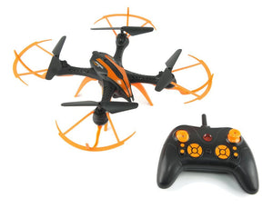 Toyshine 2.4 Ghz Remote Control Drone, 4.5 CH 6-Axis Quadcopter, Headless Mode, R/C Drone, TS-X20, Black