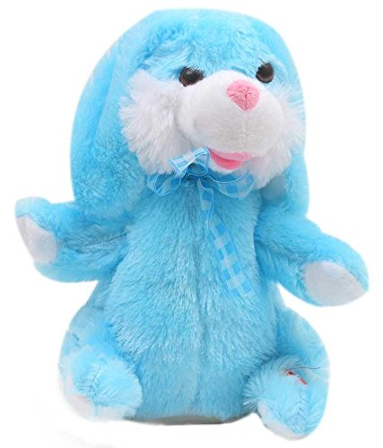 Dancing Singing Plush Rabbit Cute Soft Toy Moving Ears and Hands Premium Fluffy Bunny Toy 30cm