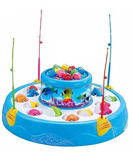 Toyshine GO GO Fishing Game, Battery Operated (MOQ: 6Pcs)