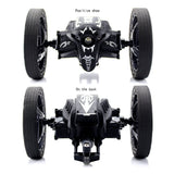 Toyshine Jumping Sumo Remote Control Robot Stunt Car, 360 Degree (Black)