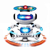 Toyshine Dancing Robot with 3D Lights and Music