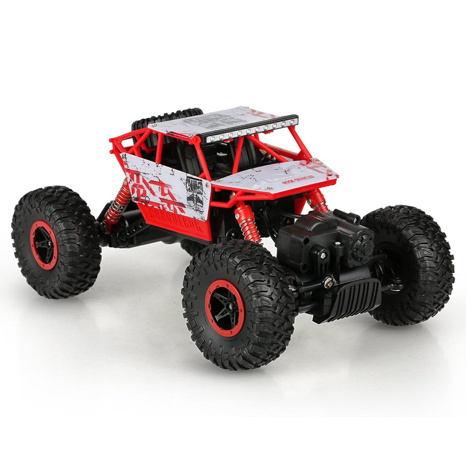 Toyshine HB 1:18 2.4Ghz Rock Car Remote Car, 4WD, Assorted Color