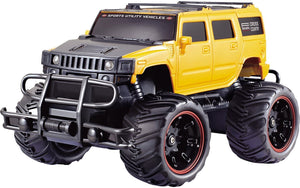 Toyshine 1:20 Mad Racing Remote Control Monster Car, Rechargeable, Assorted Color