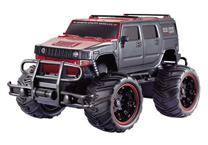 Toyshine 1:20 Mad Racing Remote Control Monster Car, Rechargeable, Assorted Color/Designs