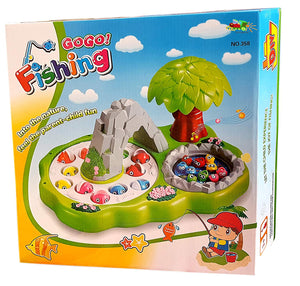 Toyshine Iceland Fishing Game, Battery Operated
