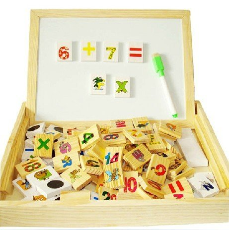 Wooden Children Multipurpose Study Box