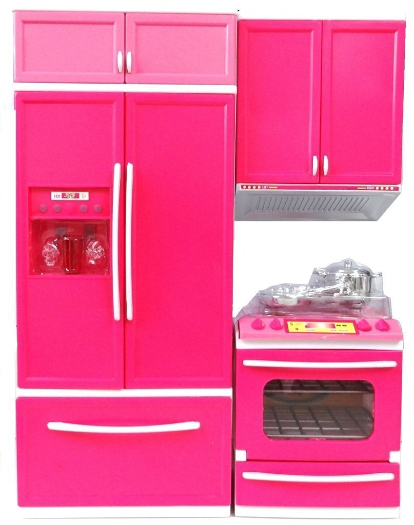 Comfort Kitchen Battery Operated Kitchen Play Set