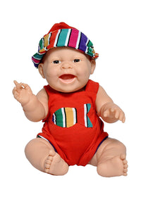 Sunshine Toyshine Kids Baby Doll Fully Non Toxic Realistic Boy 12 Inches (Multicolour)