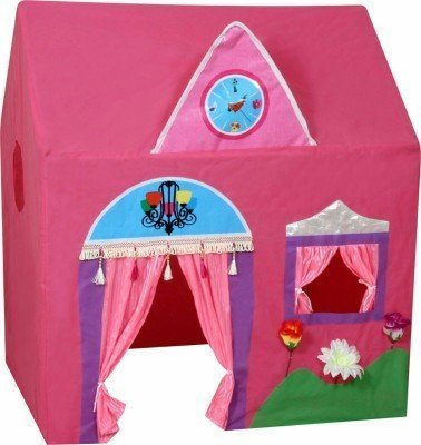 Toyshine Kid's Jumbo Size Queen Palace Tent House (MOQ: 6Pcs)