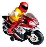 Toyshine Remote Control Motorcycle with 360 Degree Movement