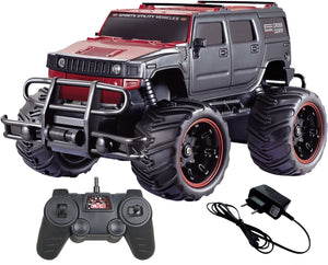 Toyshine Off Road Passion 1:20 Hummer Monster Racing Car - Red Black