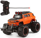 Toyshine RC Monster Truck Remote Control 1:20 Scale Electric Vehicle Off-Road Race Car with Oversize Tires Radio SUV RTR Beast Buggy Great Toy Gift for Boys Children