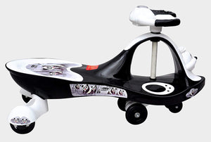Toyshine Panda Magic Car, Ride-on Toy