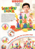 Toyshine Numeric Learning Blocks, Educational Toys for Kids