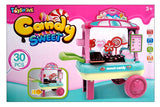 Toyshine Candy Trolley Play Cart Kitchen Set Toy