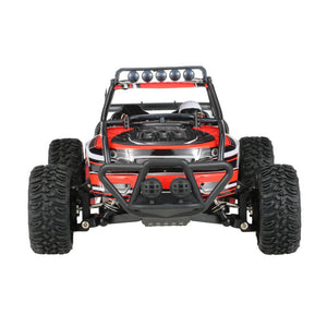 Toyshine Rally Racing 4WD Rock Crawler Remote Control Car, Rechargeable (Assorted Colour)