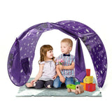 Toyshine Wonderland Bed Dream Tents for Children, Magical Tent Kids Twin Bed Pop Up, Assorted Design