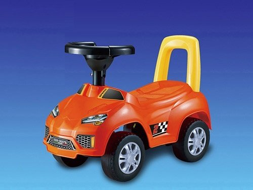 Toyshine My First Ride Sports Rider Ride-on Toy with Music, 1.5-3 Years, Red