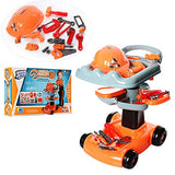 Toyshine DIY Tool Set Table Toy with, Accessories