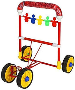 Toyshine Musical My First Step Baby Activity Walker, Push and Pull Toy Activity Baby Walker (Assorted Color)