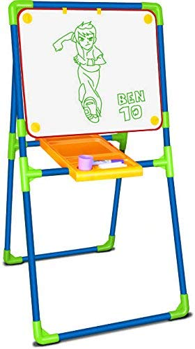 Toyshine Magnetic Drawing Study Board, Multi-Functional Educational Toy