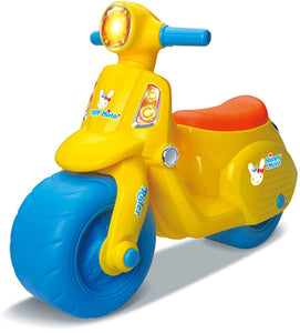 Toyshine My First Ride Vespa Rider Ride-on Toy, Assorted Color